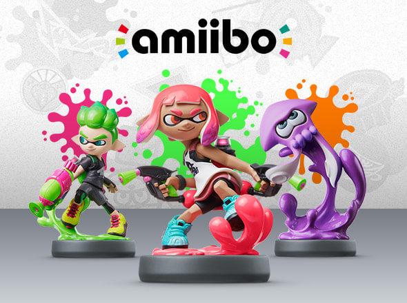 <b>amiibo</b>