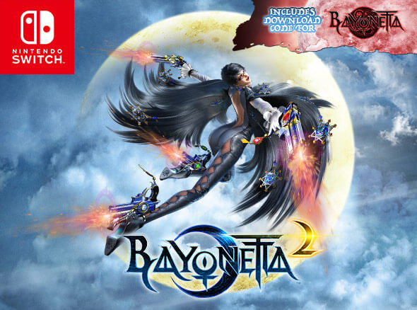 <b>Bayonetta 2 (Nintendo Switch)</b>