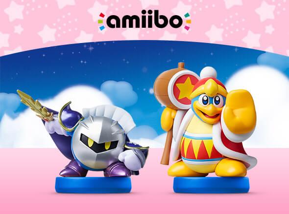 <b>Kirby Collection amiibo</b>