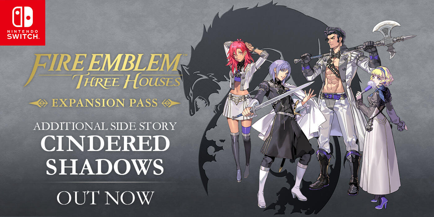 Fire Emblem: Three Houses Expansion Pass - Cindered Shadows