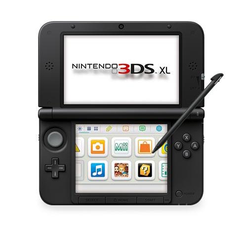 Nintendo 3ds xl nintendo official uk store - List of nintendo ds consoles ...