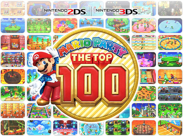 <b>Mario Party: The Top 100</b>