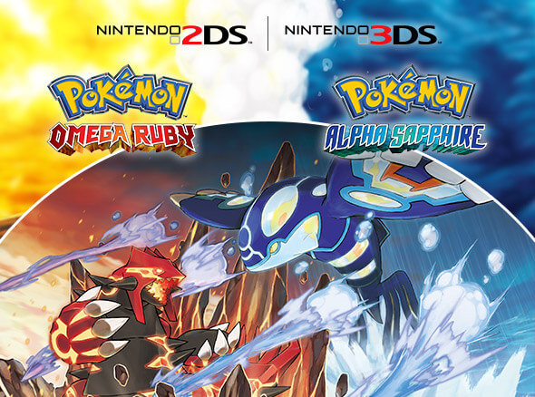 <b>Pokémon Alpha Sapphire and Pokémon Omega Ruby</b>