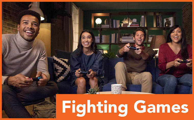 Fighting Hub