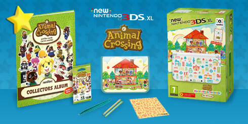 New Nintendo 3DS XL Creative Collection Pack - £209.99