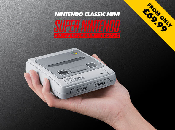 <b>Nintendo Classic Mini: Super Nintendo Entertainment System</b>