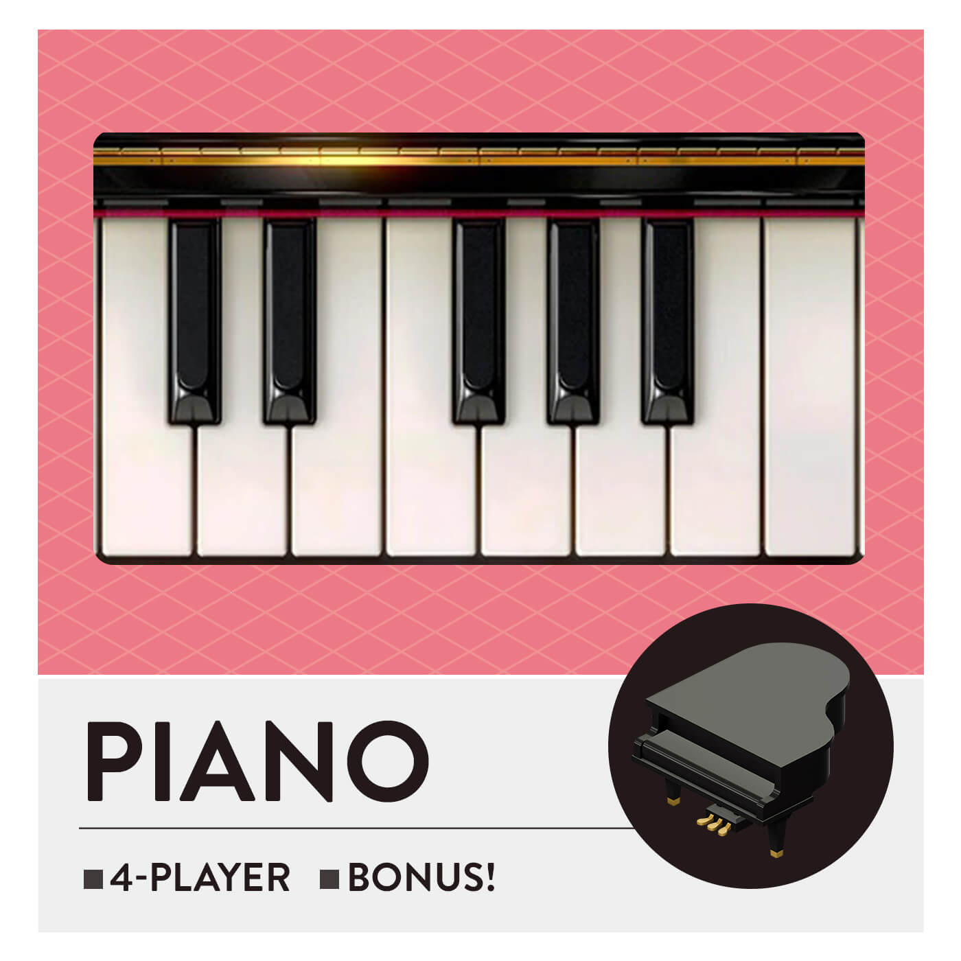 51 Worldwide Games - Piano