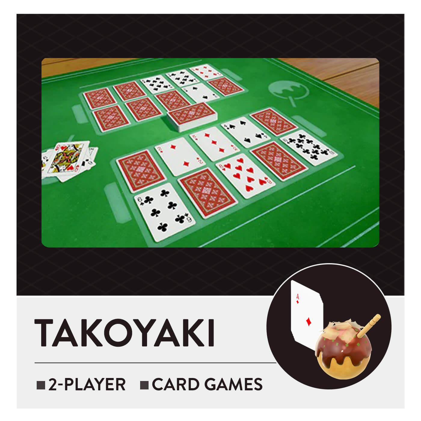 51 Worldwide Games - Takoyaki