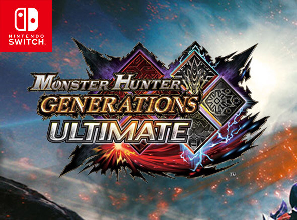 <b>Monster Hunter Generations Ultimate</b>