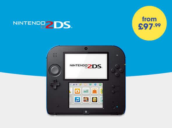 <b>Nintendo 2DS</b>