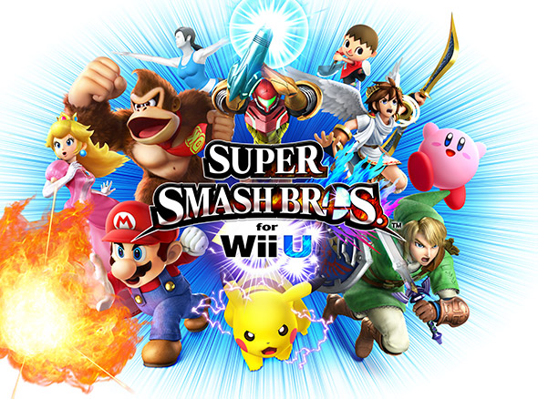 <b>Super Smash Bros. for Wii U</b>