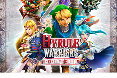 <b>Hyrule Warriors: Definitive Edition</b>