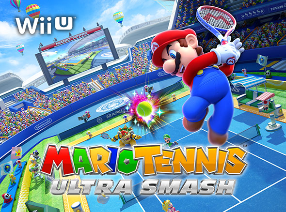 <b>Mario Tennis Ultra Smash</b>