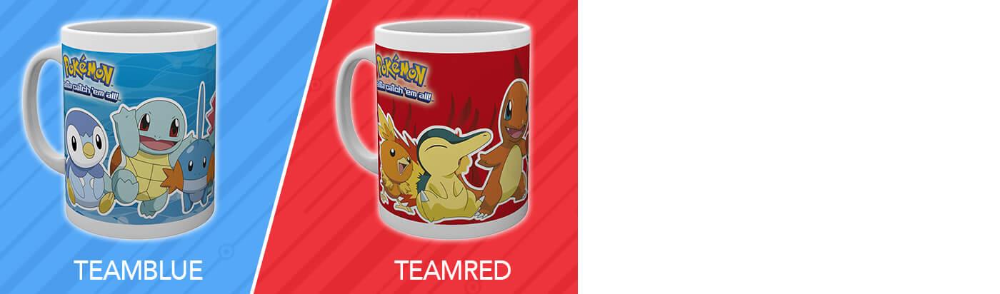 Pokémon Day 2020 - Team Blue or Team Red