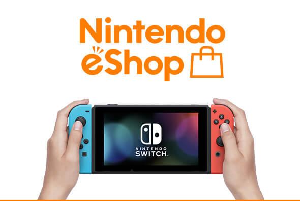 Nintendo eShop on Nintendo Switch
