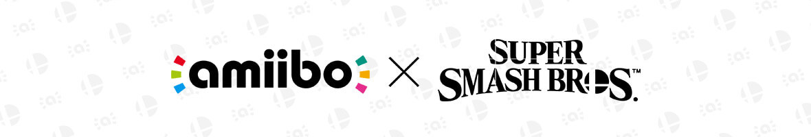 amiibo x Super Smash Bros.