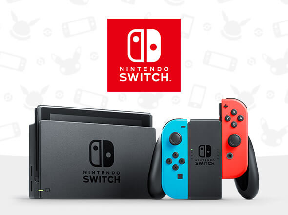 <b>Nintendo Switch Console</b>