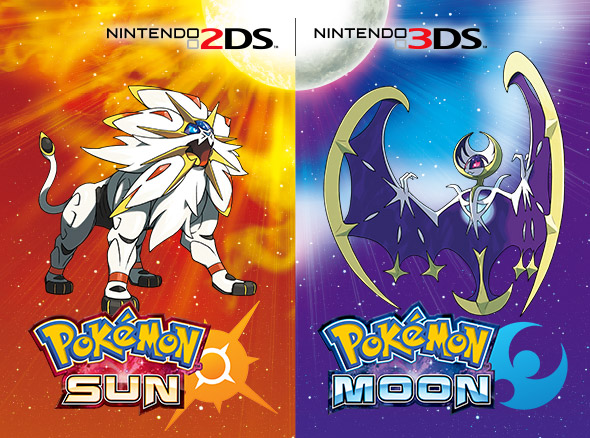 <b>Pokémon Sun and Pokémon Moon</b>