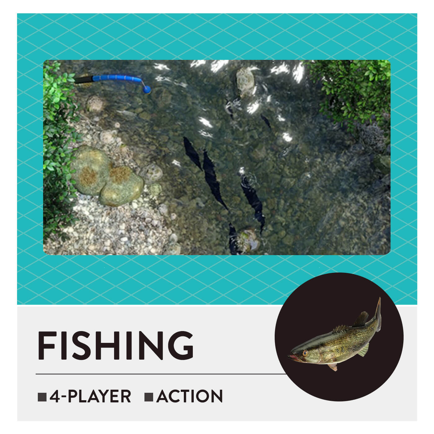 51 Worldwide Games - Fishing