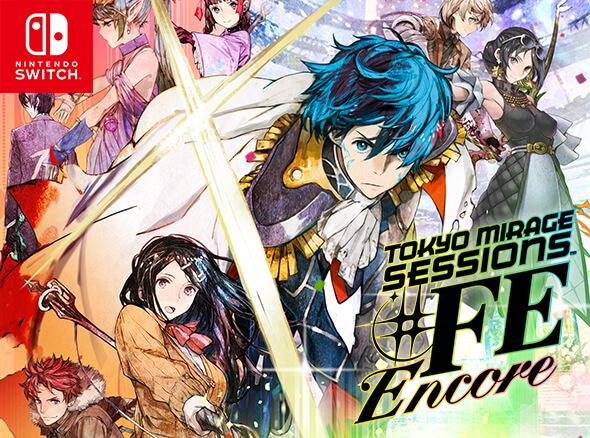 Tokyo Mirage Sessions #FE Encore