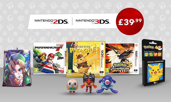 Free Gift with selected Games - £39.99