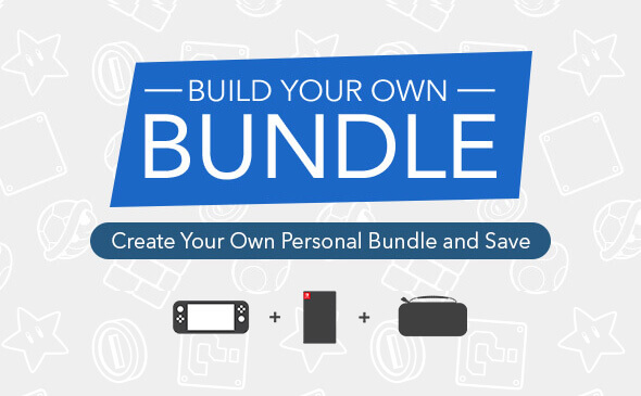 Build Your Own Nintendo Switch Bundle