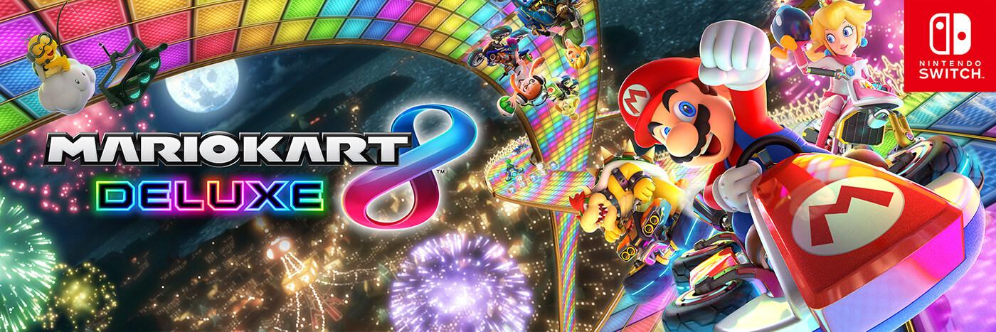 Nintendo Switch | Mario Kart 8 Deluxe - Console bundles