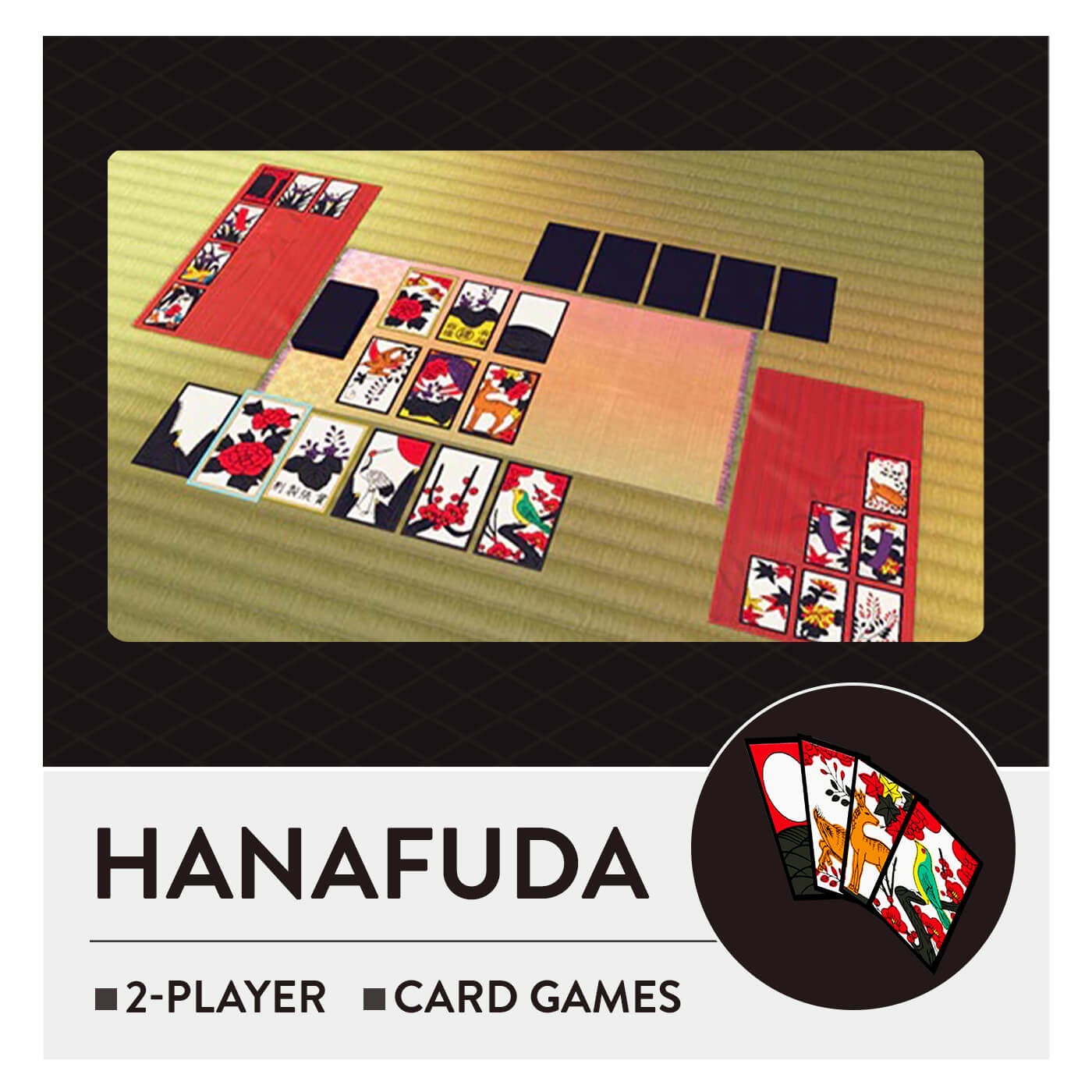 51 Worldwide Games - Hanafuda