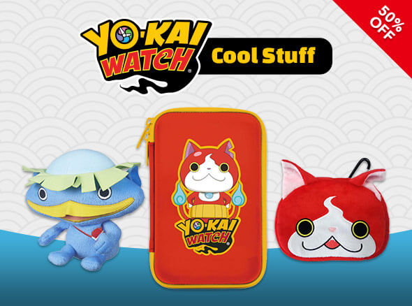 <b>YO-KAI WATCH Cool Stuff</b>