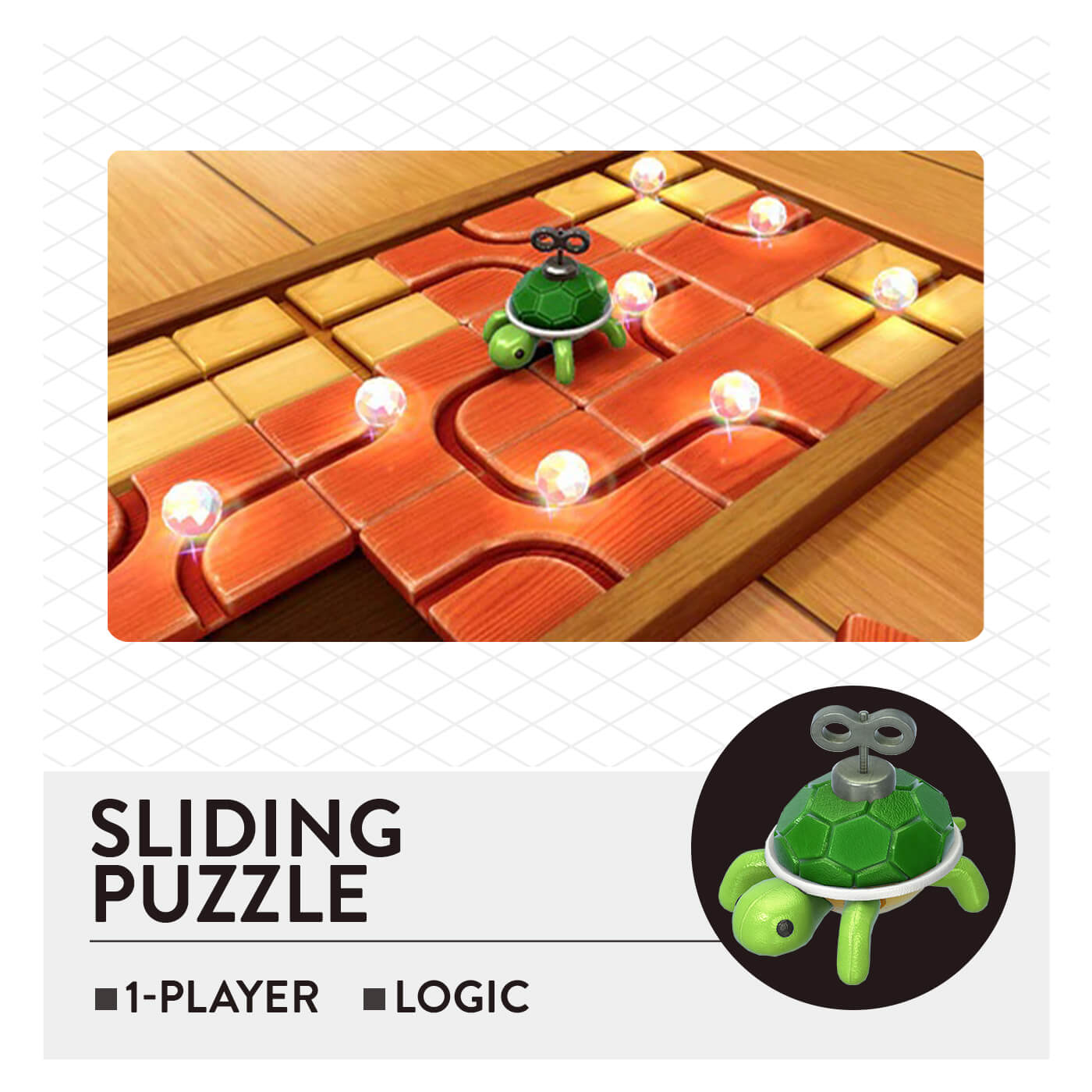 51 Worldwide Games - Sliding Puzzle