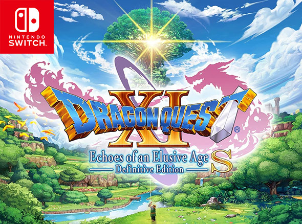 >DRAGON QUEST® XI S: Echoes of an Elusive Age – Definitive Edition