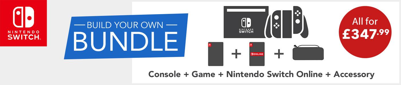 Nintendo Switch - Build Your Own Bundle