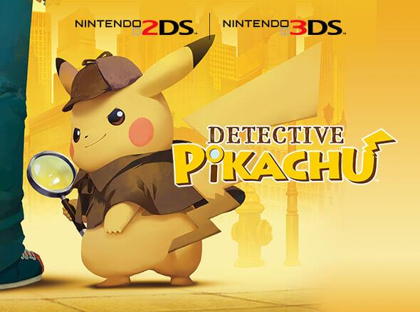 <b>Detective Pikachu</b>