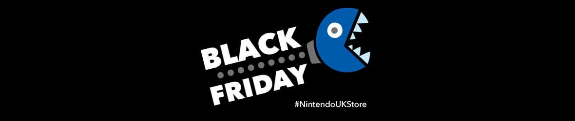 Black Friday - #NintendoUKStore