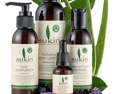 Sukin Organics