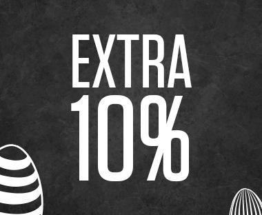 Extra 10%