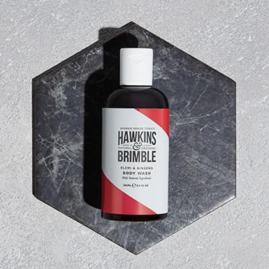Hawkins & Brimble Elemi & Ginseng Body Wash 250ml